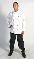 Classic Long Sleeve Chefs Jacket