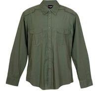 Mens L/Sleeve Military Shirts