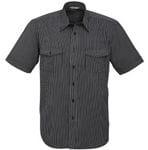 Mens Cuban S/Sleeve Shirt