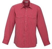 Mens Cuban L/Sleeve Shirt