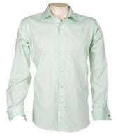 French Cotton Oxford Mens L/Sleeve Shirt