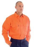 Patron Saint Flame Retardant Drill Shirt, Long Sleeve