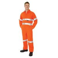 Indura Ultra Soft Flame Resistant D/N Coveralls