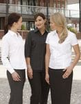 Ladies ¾ Sleeve New Yorker Shirt