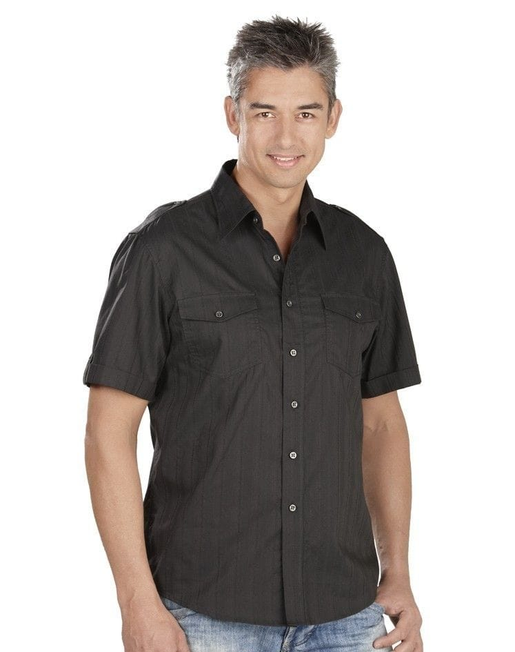 Mens Short Sleeve Brooklyn Shirt