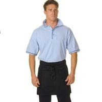 Poly/Cotton Short (1/4) Apron No Pocket