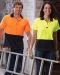 Ladies Basic AIRWEAR Polo Shirt Short Sleeve