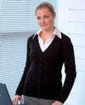 Ladies Merino Cardigan