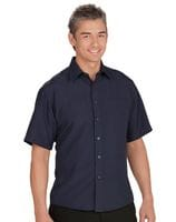 Mens Plain S/Sleeve Oasis Shirt