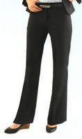 Ladies Relaxed Fit Comfort Wool Pant