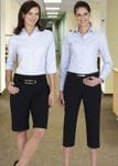 Ladies Relaxed Fit 3/4 Pant