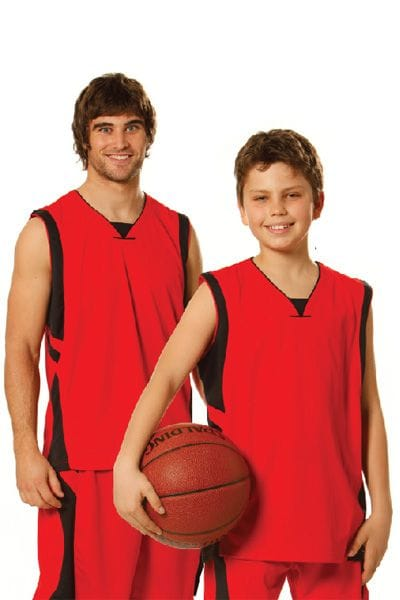 Kids CoolDry Basketball Singlet