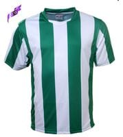 Kids Sublimated Striped Tee