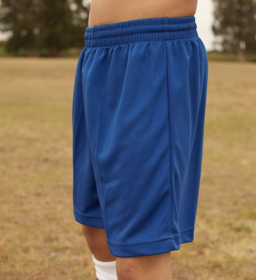 Kids Breezeway Football Shorts