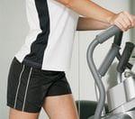Ladies Athletic Shorts