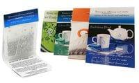 Promo Tea Card