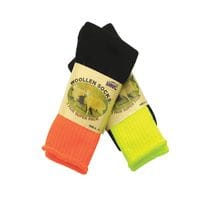 Safety 2 Tone Woolen Socks