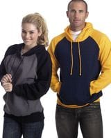 Unisex Berkley Two Tone Fleece Hoodie