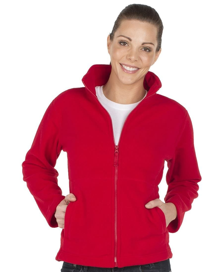 Ladies Full Zip Polar Fleece