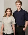 Ladies S/Sleeve Bondi Shirt
