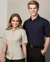 Mens S/Sleeve Bondi Shirt