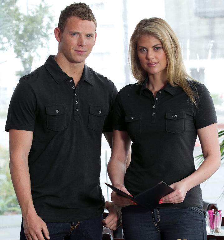 Ladies Fusion Polo
