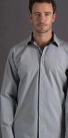 Mens Long Sleeve Stella Stretch Shirt