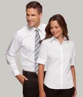 Mens Corporate Essentials Long Sleeve Shirt