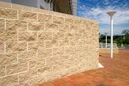 Sandhurst Stone with Honed Cappers