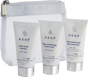 ASAP Travel Pack