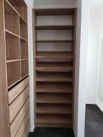 Full Colour WIR with sloping shoe racks