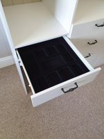 Custom made jewellery tray drawer insert