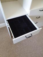 Custom made jewellery tray drawer insert