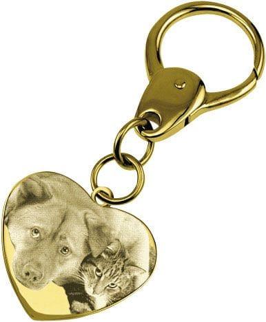 Keyring Heart