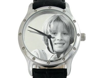 Image Watch Stainless Steel Leather  Gents or Ladies
