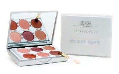 Lip Colour Pallet 6 Colours