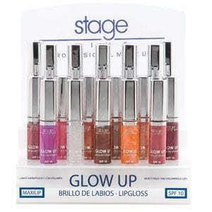 Glow Up Lip Gloss Display