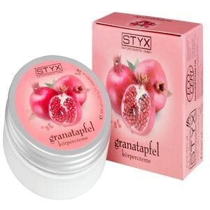 Pomegrante Body Cream