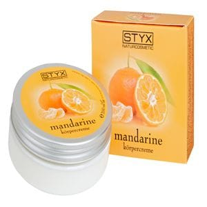Mandarine Body Cream
