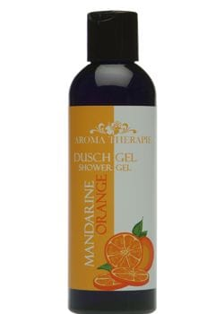 Mandarine Orange Shower Gel