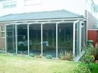 Berwick - Exterior view of a skillion style conservatory/sun room