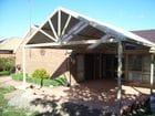 Seymour - An exterior view of a pergola/verandah
