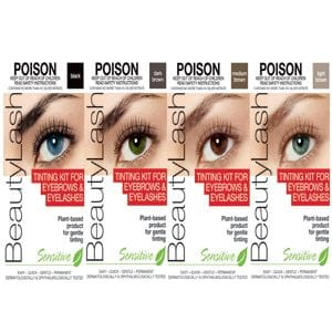 BeautyLash Sensitive Tinting Kits