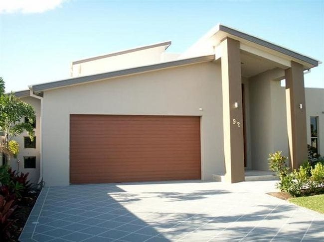 Colorbond Colours For Garage Doors Garage Door Ideas