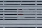 Aluminium Slatted Door