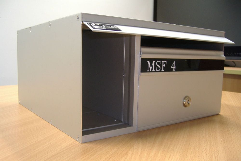 Mailsafe MSF4 Single Mailbox