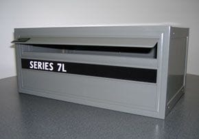 Mailsafe Series 7 & 7L Single Mailbox