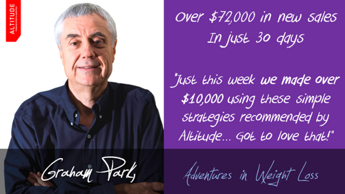 Graham Park - Author and Founder of Adventures in Weight Loss