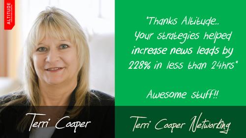 Terri Cooper - Terri Cooper Networking