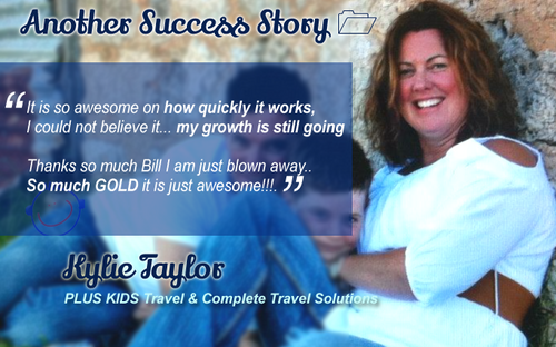 Kylie Taylor - Owner PLUS kids Travel & Complete Travel Solutions